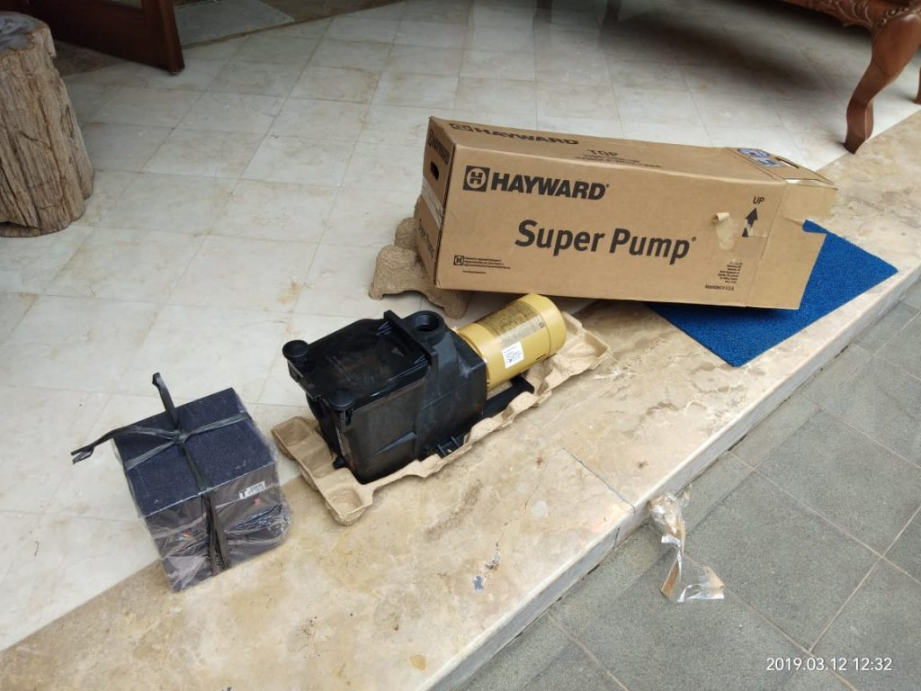 pompa hayward superpump