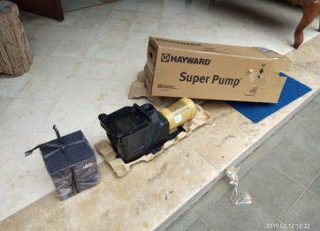 pompa hayward superpump