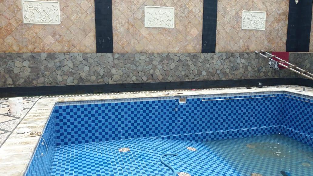 pembuatan kolam renang waterpark
