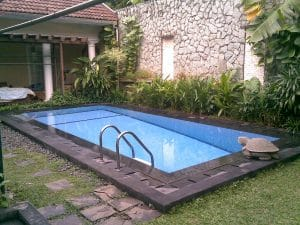 kolam renang lantai landay