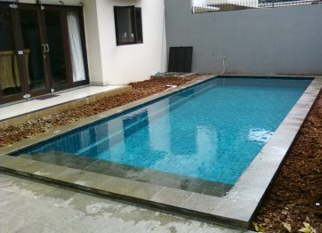 kolam renang tipe skimmer