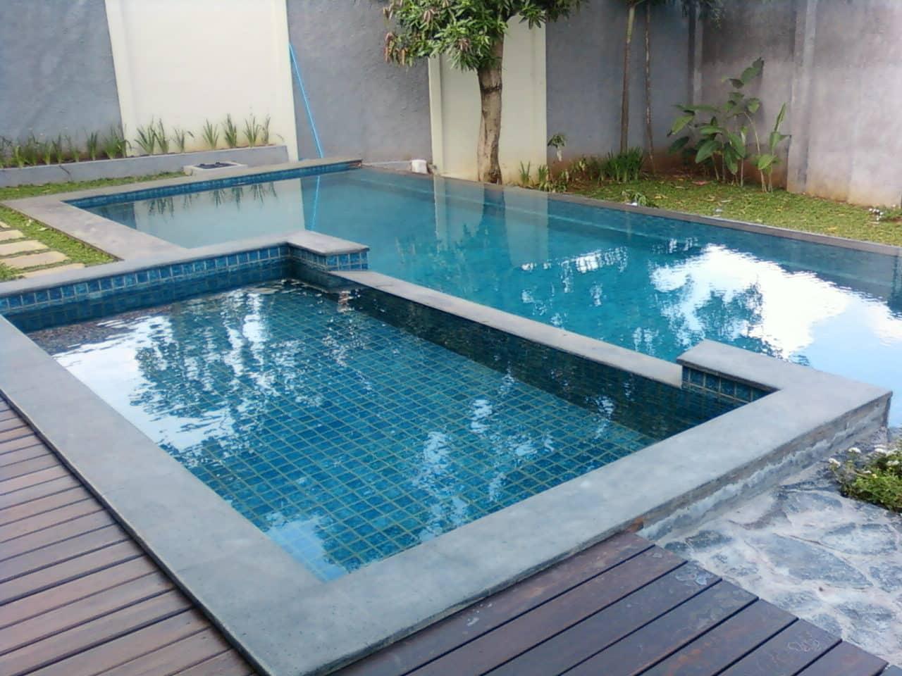 kolam renang 2 blok
