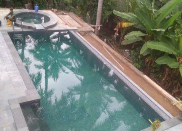 proyek kolam renang padang